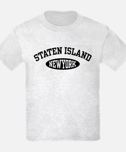 Staten Island New York T-Shirt