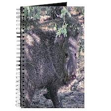 Javelina Wild Pig Journal