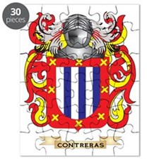 Contreras Coat of Arms Puzzle