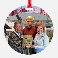 Dan's Dream Team  Ornament