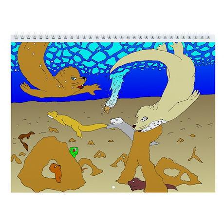 Otter Island Calendar