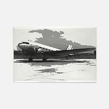 Douglas DC-3 Rectangle Magnet