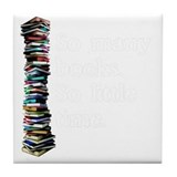 Books Drink Coasters