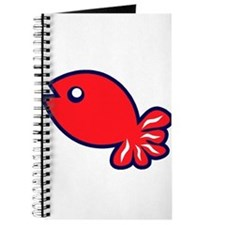 red fish Journal