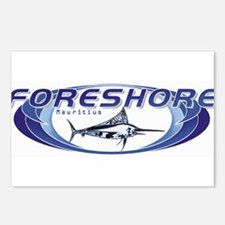 foreshore Postcards (Package of 8)