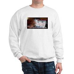 Lucida Console Txt w Feelin Froggy Sweatshirt