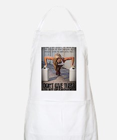 Dont Give Them The Pleasure Apron