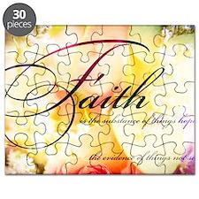 faith is flowers Puzzle