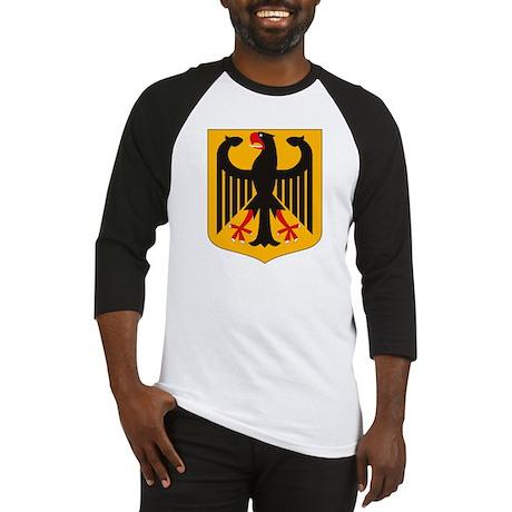 German Coat of Arms Baseball Jersey