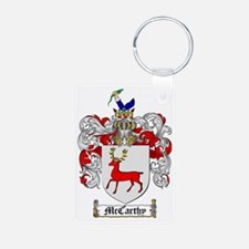 McCarthy Family Crest - co Aluminum Photo Keychain