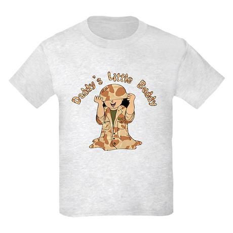 Daddy's Little Buddy Kids Light T-Shirt