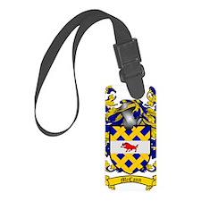 McCann Family Crest - coat of ar Luggage Tag