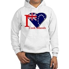 I love Cook Islands Hoodie