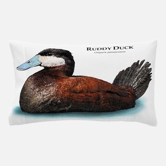 Ruddy Duck Pillow Case