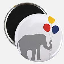 Party Elephant Magnet