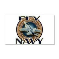 Cute Us navy anchor Car Magnet 20 x 12