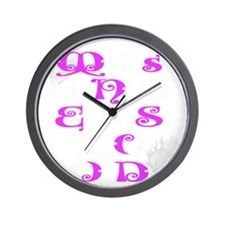 Big Love Wall Clock