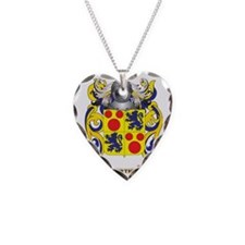 Courtney Coat of Arms Necklace