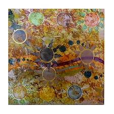 Meditation 2 Tile Coaster