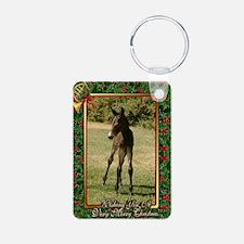 Mule Christmas Keychains