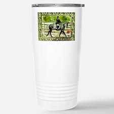 Swedish Warmblood Horse Travel Mug