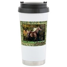 Paso Fino Horse Christm Travel Mug