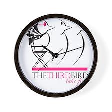 The Third Bird   take five Wall Clock