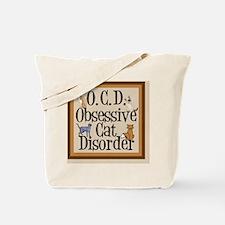 ocdcatking Tote Bag