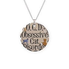 Cat Crazy Necklace