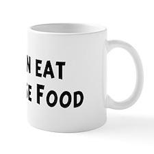 Men eat Vietnamese Food Mug