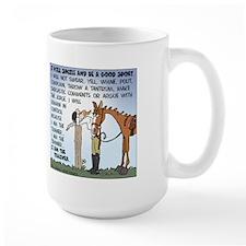 I Am The Trainer Mug