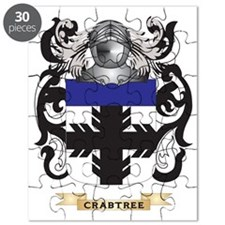 Crabtree Coat of Arms Puzzle