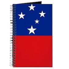 Samoan flag Journal