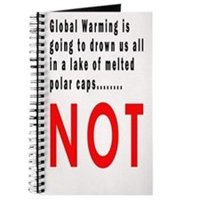 Funny There is no global warming Journal