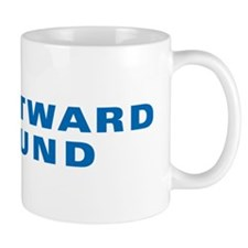 2013 Horizontal Blue Mug