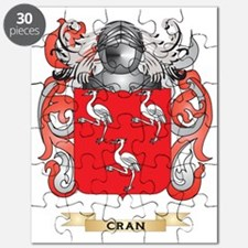 Cran Coat of Arms Puzzle
