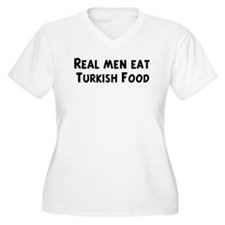 Men eat Turkish Food T-Shirt