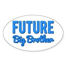 Future Big Brother Decal