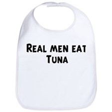 Men eat Tuna Bib