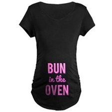 Bun in the Oven Funny T-Shirt