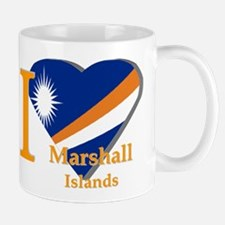 I love Marshall Islands Mug