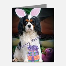 Cavalier King Charles Happy  Note Cards (Pk of 20)