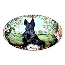 Scottish Terrier 2014 Decal