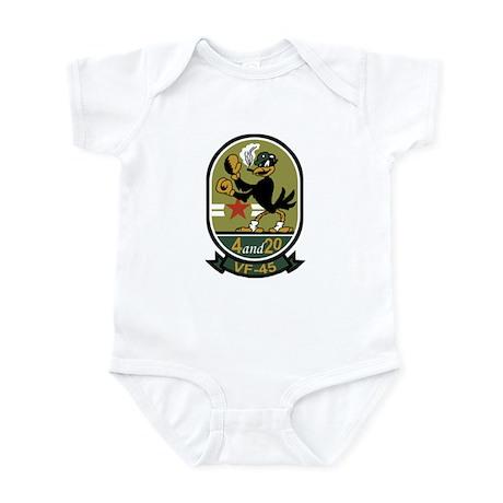 VF-45 Blackbirds Infant Bodysuit