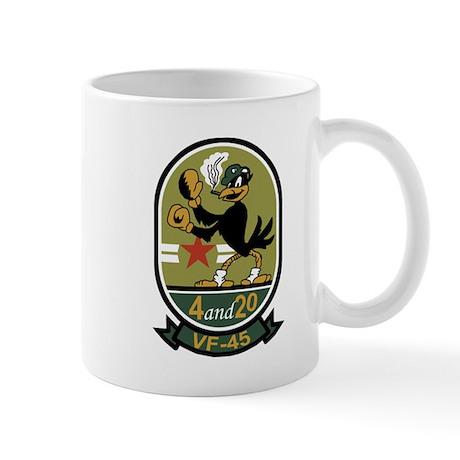 VF-45 Blackbirds Mug