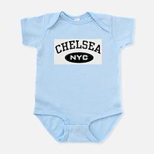 Chelsea NYC Infant Bodysuit