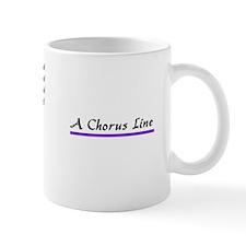 Chorus Line Mugs