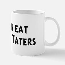 Men eat Meat And Taters Mug