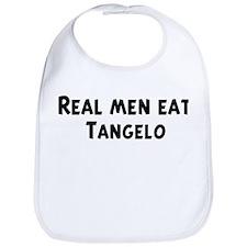 Men eat Tangelo Bib