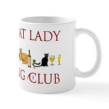Crazy Cat Lady Drinking Club Small Mug